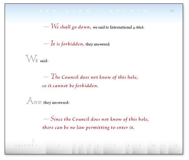 Free Pdf Ebook Of Ayn Rand S Anthem